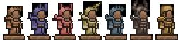 Wood Armors