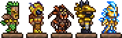 Summoner Armors